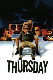Thursday with Mickey Rourke.