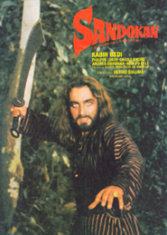 Sandokan TV series cast and synopsis.