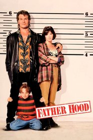 Father Hood with Halle Berry.