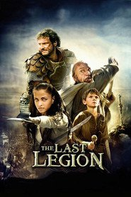 The Last Legion with John Hannah.