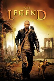 Another movie I Am Legend of the director Francis Lawrence.