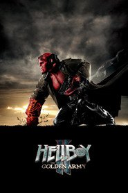 Another movie Hellboy II: The Golden Army of the director Guillermo del Toro.