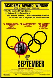 Another movie One Day in September of the director Kevin Macdonald.