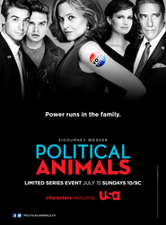 Another movie Political Animals of the director Tucker Gates.