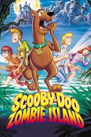 Scooby-Doo on Zombie Island with Mark Hamill.