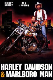 Harley Davidson and the Marlboro Man with Chelsea Field.