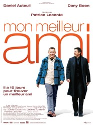 Mon meilleur ami with Julie Gayet.