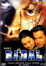 Badal with Rani Mukherjee.