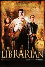 Librarian: Quest for the Spear with Kyle MacLachlan.