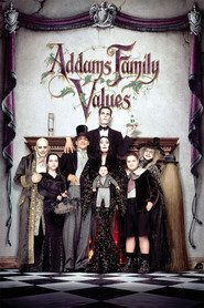 Addams Family Values with Anjelica Huston.