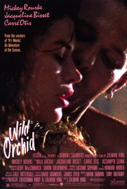 Wild Orchid with Mickey Rourke.