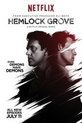 Hemlock Grove TV series cast and synopsis.