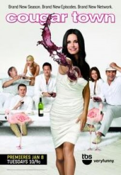 Cougar Town - latest TV series.