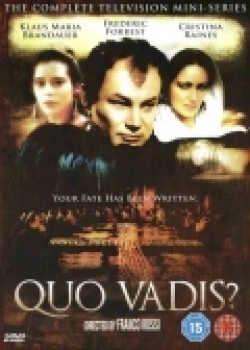 Quo Vadis? TV series cast and synopsis.