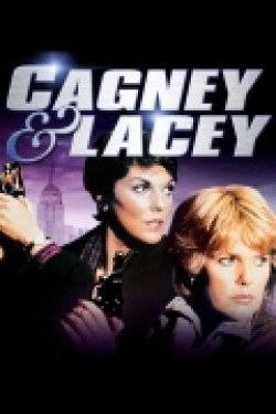 Cagney & Lacey with Sharon Gless.