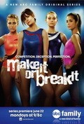 Make It or Break It TV series cast and synopsis.