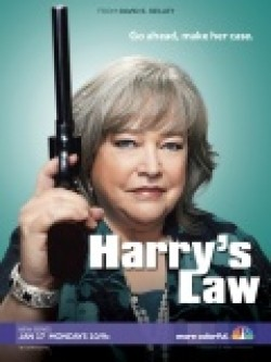 Harry's Law TV series cast and synopsis.