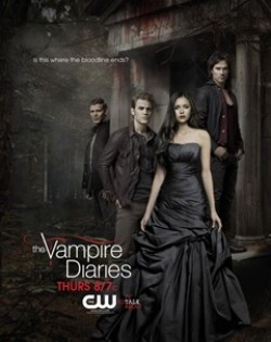 The Vampire Diaries - latest TV series.