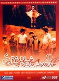 Spadla z oblakov TV series cast and synopsis.