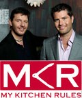 My Kitchen Rules TV series cast and synopsis.