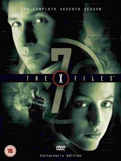 The X Files TV series cast and synopsis.