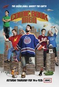 Comic Book Men TV series cast and synopsis.