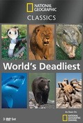 World's deadliest animals TV series cast and synopsis.