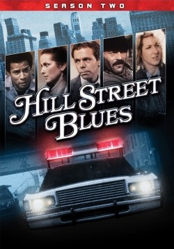 Hill Street Blues with Veronica Hamel.