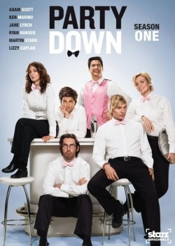 Party Down TV series cast and synopsis.