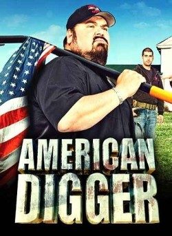 American Digger TV series cast and synopsis.