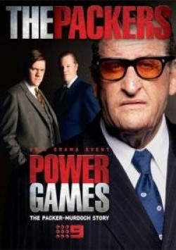 Power Games: The Packer-Murdoch Story TV series cast and synopsis.