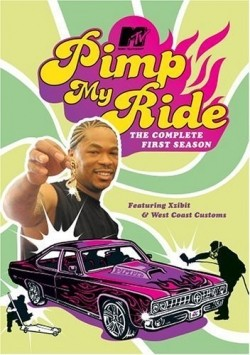 Pimp My Ride TV series cast and synopsis.