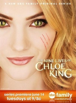 The Nine Lives of Chloe King TV series cast and synopsis.