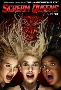 Scream Queens TV series cast and synopsis.