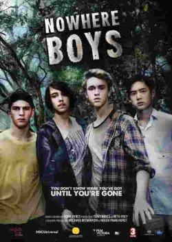 Nowhere Boys TV series cast and synopsis.