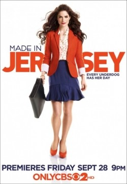Made in Jersey TV series cast and synopsis.
