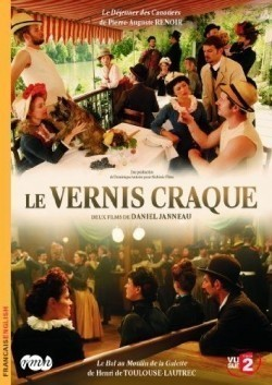 Le vernis craque TV series cast and synopsis.