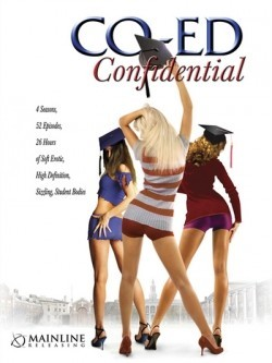 Co-Ed Confidential TV series cast and synopsis.