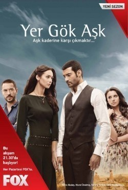 Yer Gök Ask TV series cast and synopsis.