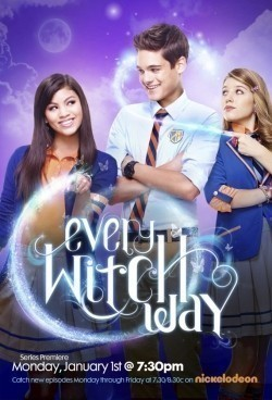 Every Witch Way TV series cast and synopsis.