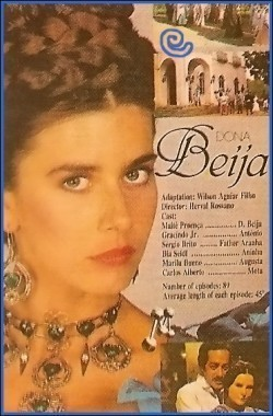 Dona Beija TV series cast and synopsis.