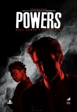 Powers TV series cast and synopsis.