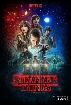Stranger Things TV series cast and synopsis.