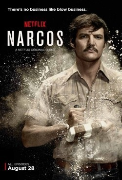 Narcos is similar to Secret Files of the Inquisition.