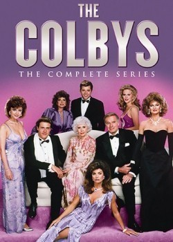 The Colbys TV series cast and synopsis.