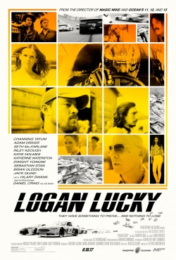 Logan Lucky with Channing Tatum.