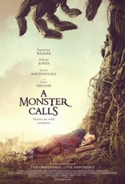 Another movie A Monster Calls of the director Juan Antonio Bayona.