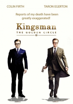 Kingsman: The Golden Circle with Channing Tatum.