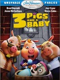 Unstable Fables: 3 Pigs & a Baby with Steve Zahn.