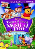 My Friends Tigger and Pooh & Musical Too with Kath Soucie.